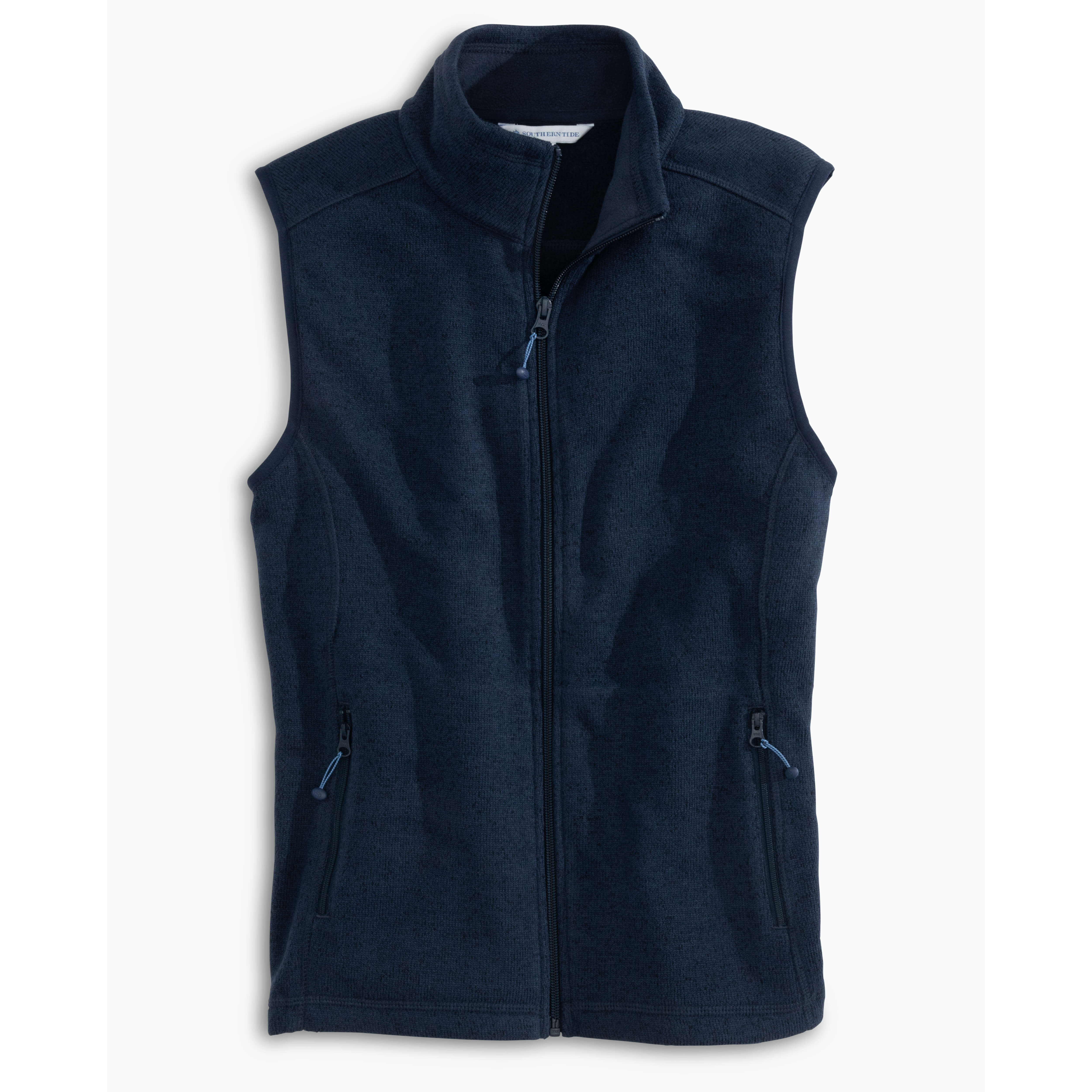 Southern Tide Women's Sweater Fleece Vest