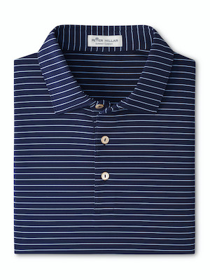 Peter Millar Men's Crafty Performance Polo