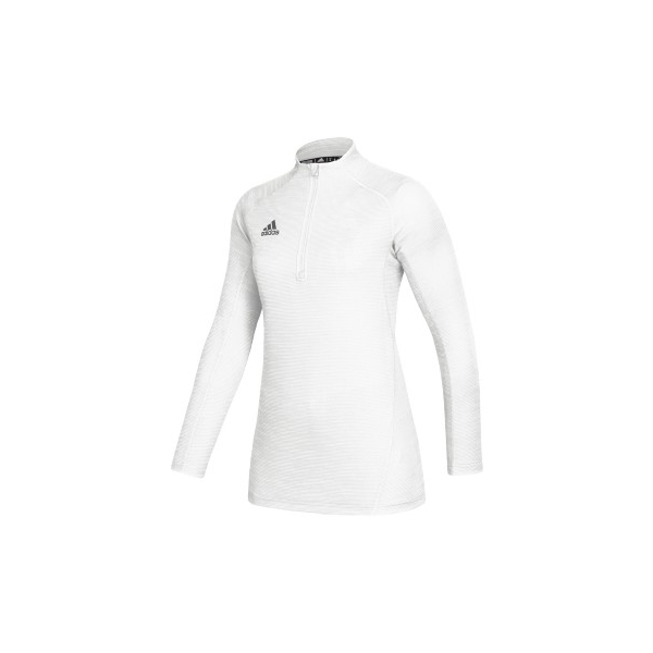 Adidas Women's Game Mode Quarter Zip