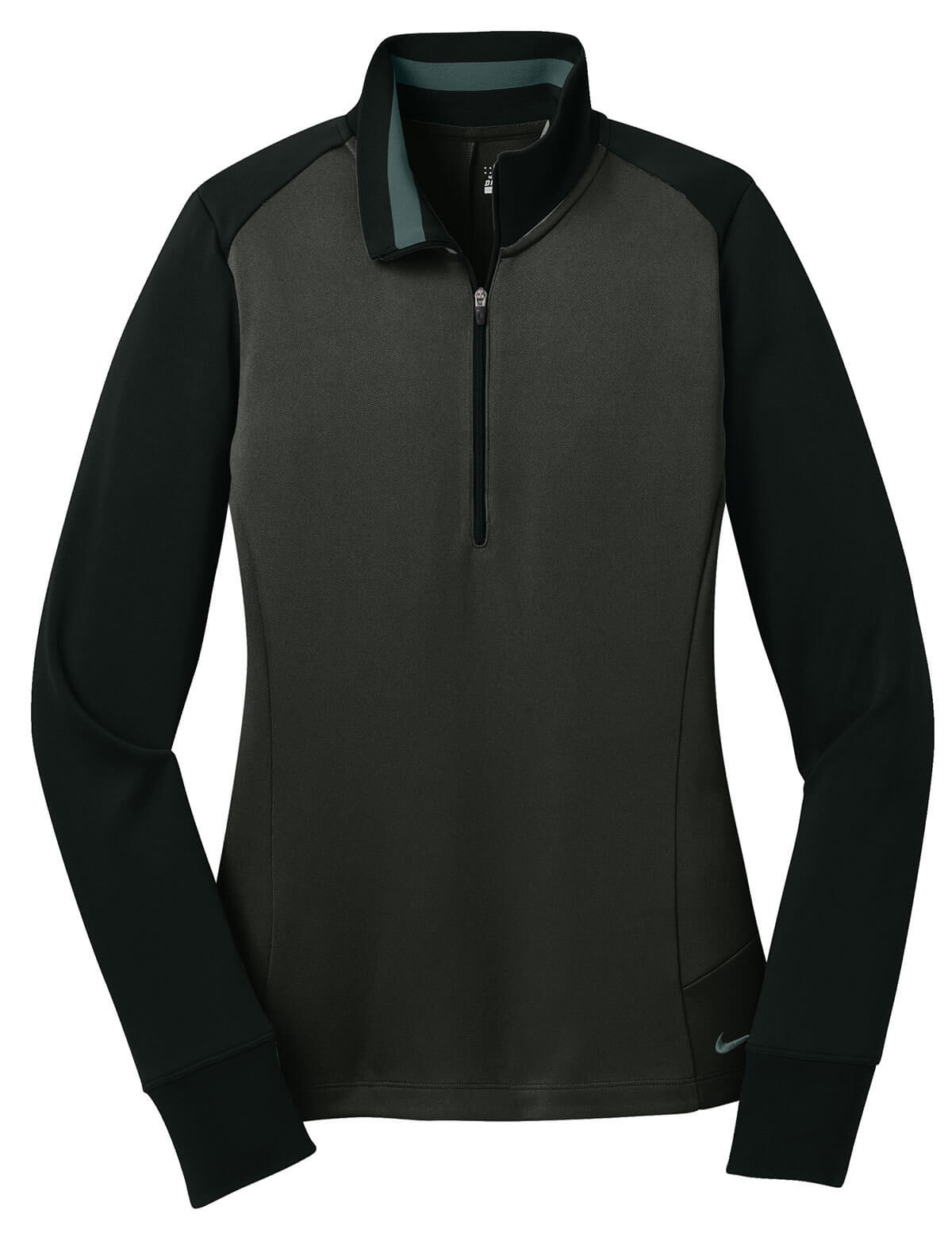 Nike Women's Dri-Fit Tech Long Sleeve Polo