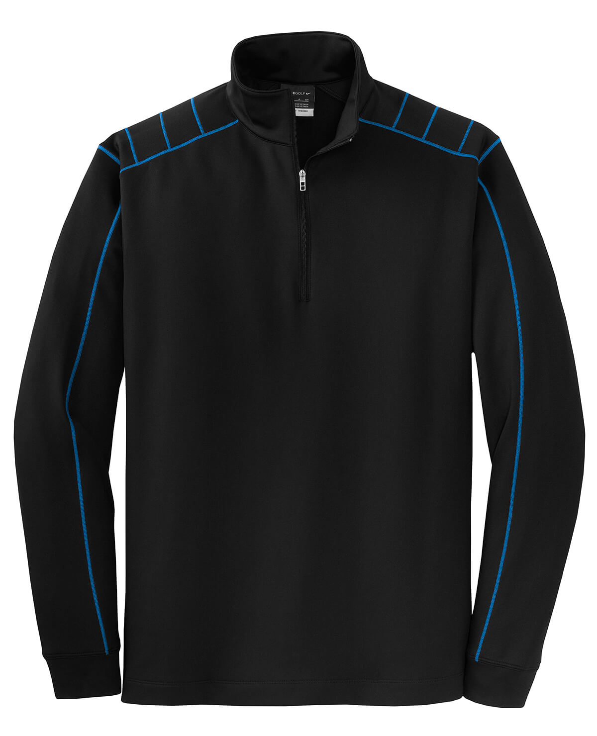 Nike Dri-FIT Trimmed 1/2-Zip Cover-Up