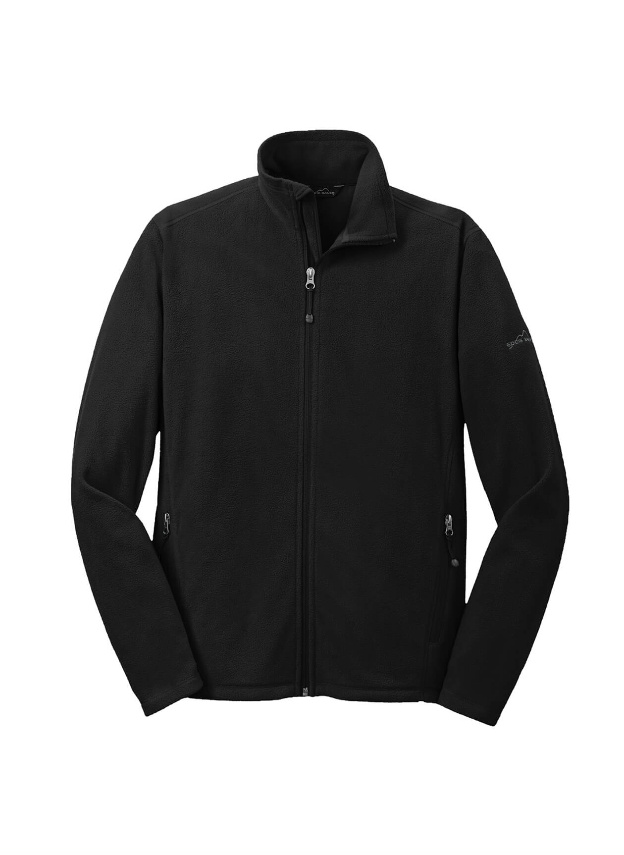 Eddie Bauer Men's Full-Zip Micro Fleece Jacket