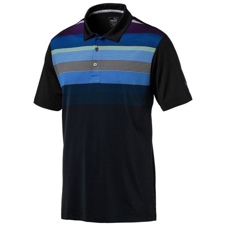 PUMA Men's GoTime Road Map Polo