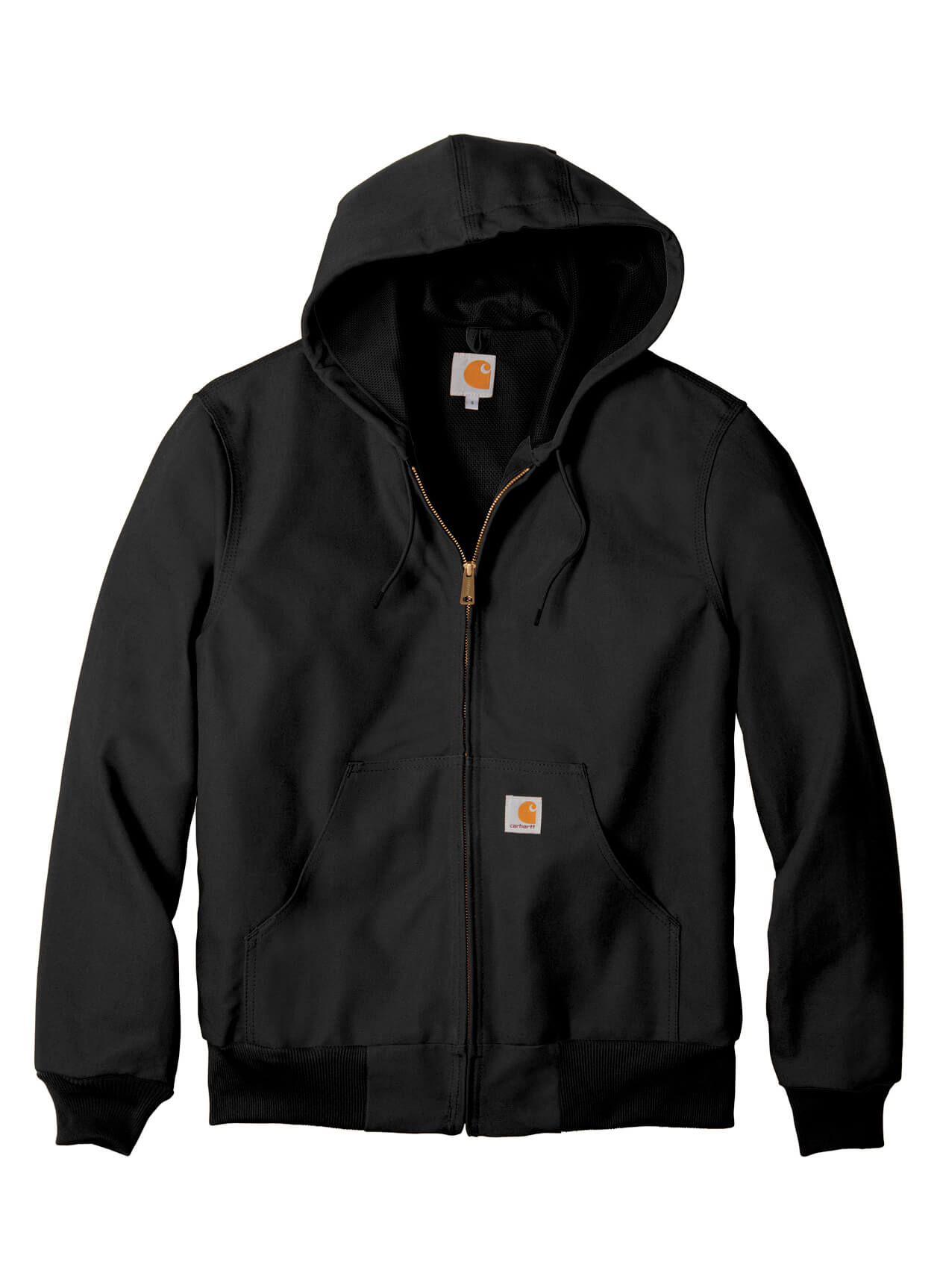 Carhartt Men's Thermal-Lined Duck Active Jacket