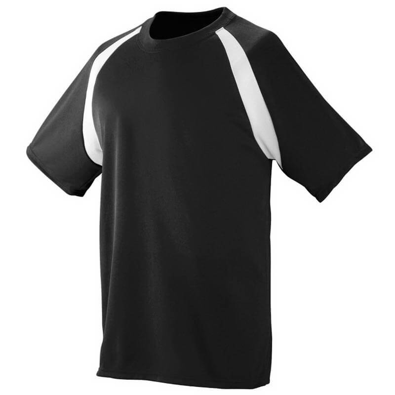 Augusta Youth Wicking Color Block Jersey