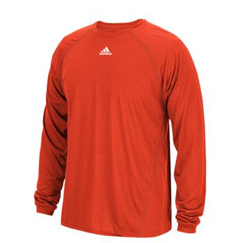 adidas Men's Performance ClimaLite Long Sleeve T-Shirt