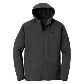 Nike Men's Therma-Fit Textured Full-Zip Hoodie