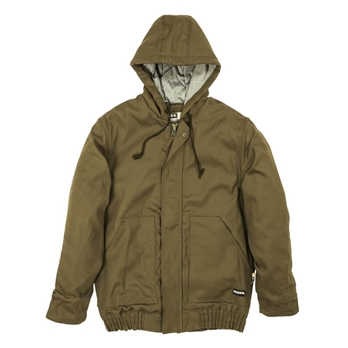 Men's Flame-Resistant Hooded Jacket