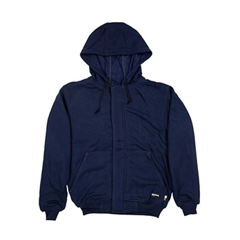 Men's Flame Resistant Full-Zip Hooded Sweatshirt