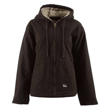 Ladies' Softstone Hooded Coat