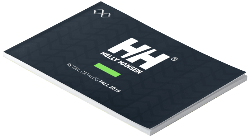 HELLY HANSEN RETAIL CATALOG FALL 2019