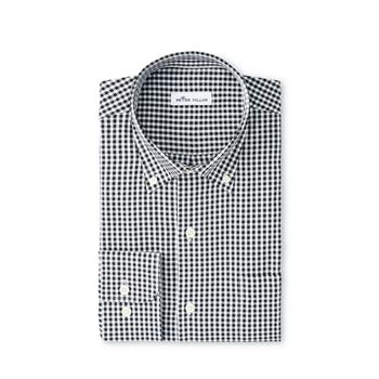 Peter Millar Men's Crown Gingham Woven