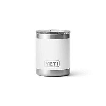 YETI Rambler 10oz Lowball with Magslider Lid