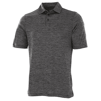 Charles River Men's Space Dye Polo