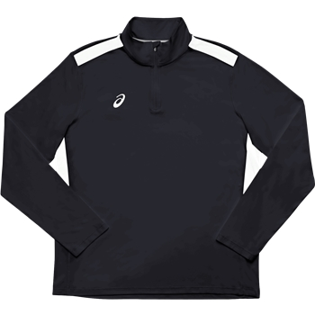 ASICS Men's Team Training 1/4 Zip Pullover