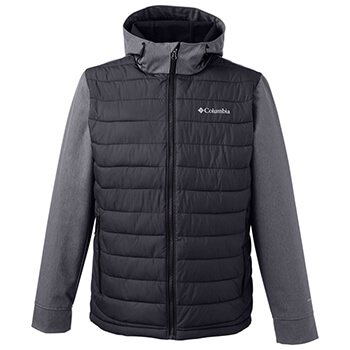 Columbia Men's Powder Lite Hybrid Jacket