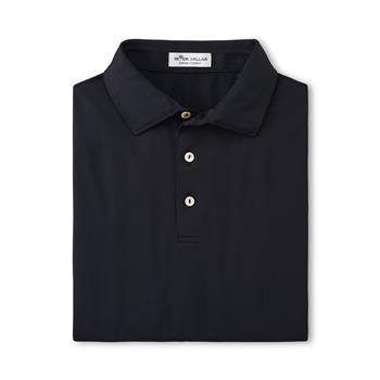 Peter Millar Men's Solid Stretch Polo