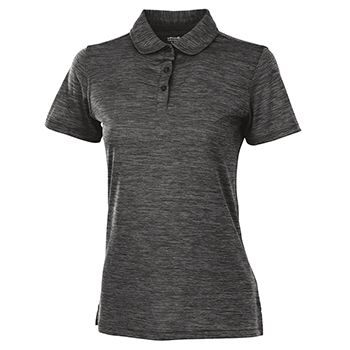Charles River Women's Space Dye Polo