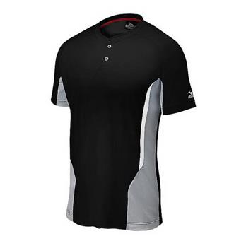 Mizuno Youth Elite 2-Button Jersey