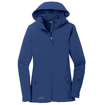 Eddie Bauer Women's Hooded Soft Shell Parka
