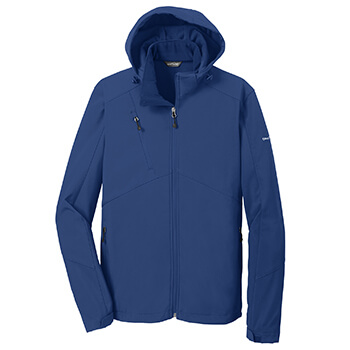 Eddie Bauer Men's Hooded Soft Shell Parka