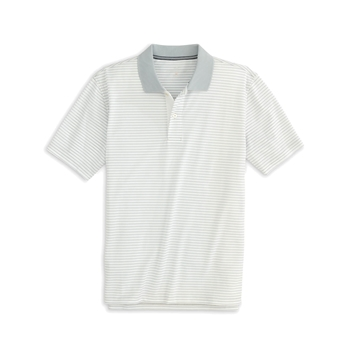 Southern Tide Men's Gameday Pique Stripe Polo