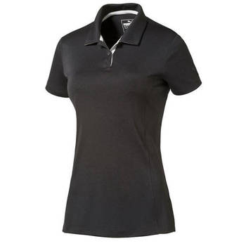 PUMA Women's Pounce Golf Polo Cresting