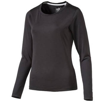 PUMA Women's Long Sleeve Crew Golf Top