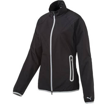 PUMA Women's Full Zip Wind Golf Jacket