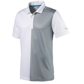 PUMA Men's Bisected Polo