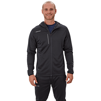 Bauer Men's Vapor Fleece Zip Hoodie
