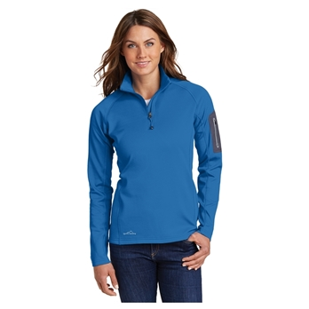 Eddie Bauer Ladies 1/2-Zip Performance Fleece