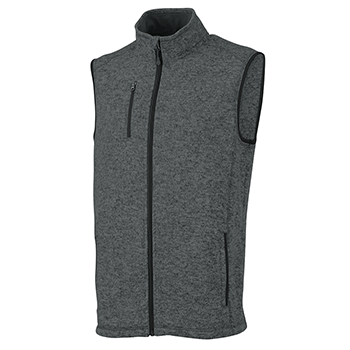 Charles River Men's Pacific Heathered Vest