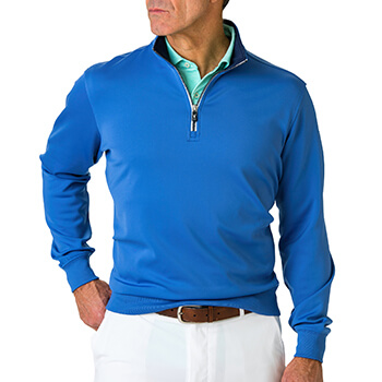 Fairway & Greene Men's Caves 1/4 Zip Pullover