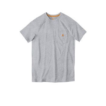 Carhartt Force Cotton Delmont Short Sleeve T-Shirt