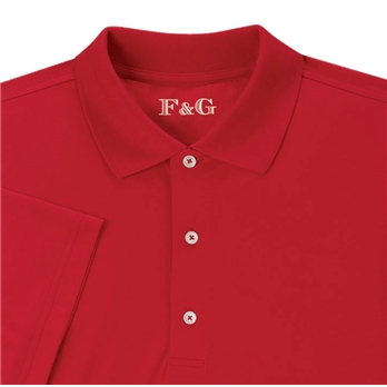 Fairway and Greene Men's Walker Polo