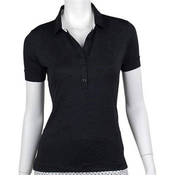 Fairway & Greene Women's Morgan Solid Tech Polo