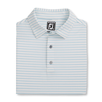 Foot Joy Men's Classic Stripe Polo