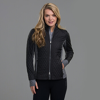 Zero Restriction Women's Sydney Quilted Jacket