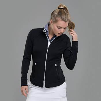 Zero Restriction Women's Z500 Mikaela Full Zip Jacket