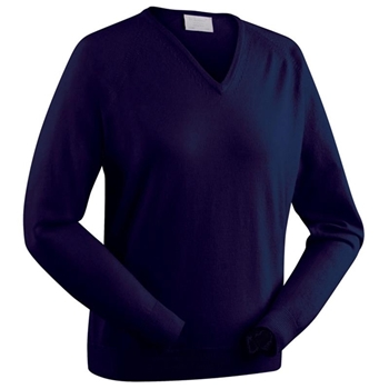 Women's Glenbrae Merino V-Neck Sweater