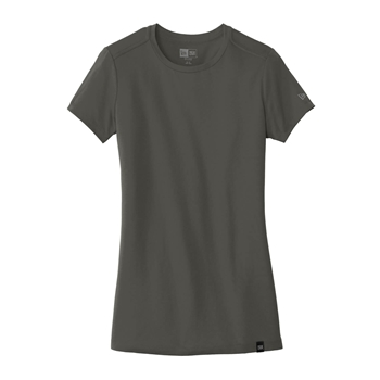 New Era ® Ladies Heritage Blend Crew Tee