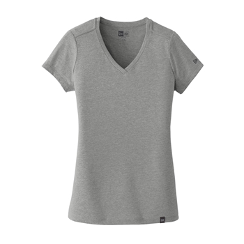 New Era ® Ladies Heritage Blend V-Neck Tee