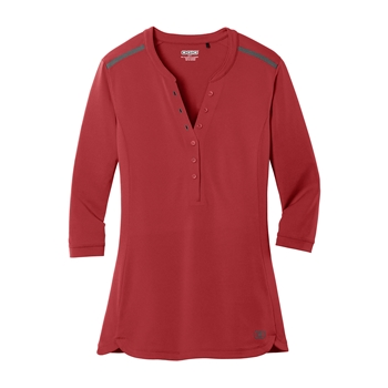 OGIO ® Ladies Fuse Henley