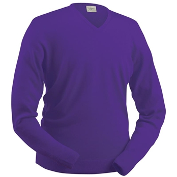 Men's Glenbrae Merino V-Neck Sweater