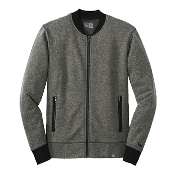 New Era ® French Terry Baseball Full-Zip