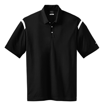Nike Dri-FIT Shoulder Stripe Polo