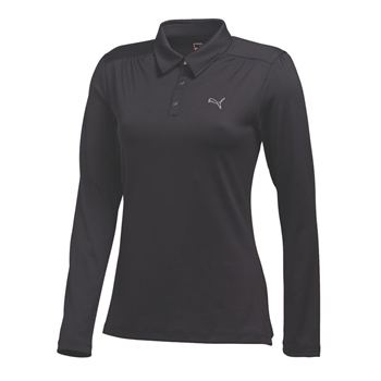 PUMA Women's LS Polo