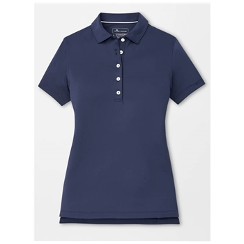 Peter Millar Women's Short Sleeve Button Polo