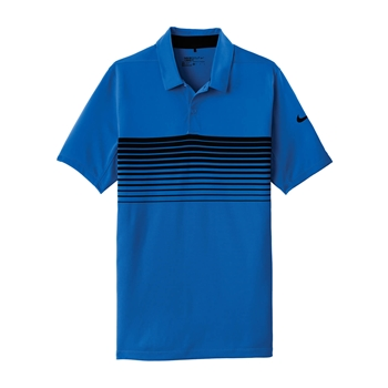 Nike Men's Dri-FIT Chest Stripe Polo